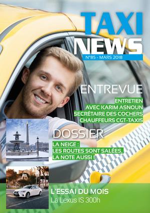 Magazine Taxi News mars 2018
