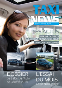 Magazine taxi news avril 2018