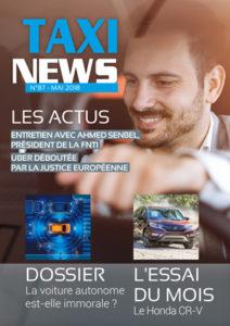 Magazine taxi news mai 2017