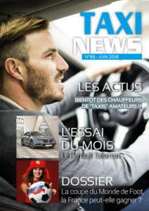 magazine taxi news juin 2018
