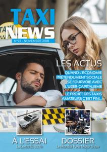 Magazine des chauffeurs de taxi
