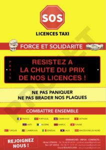 sos licences taxi
