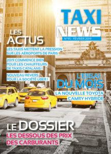 Magazine TAXI News de février 2019