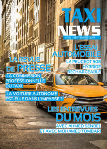 Magazine Taxi News de septembre