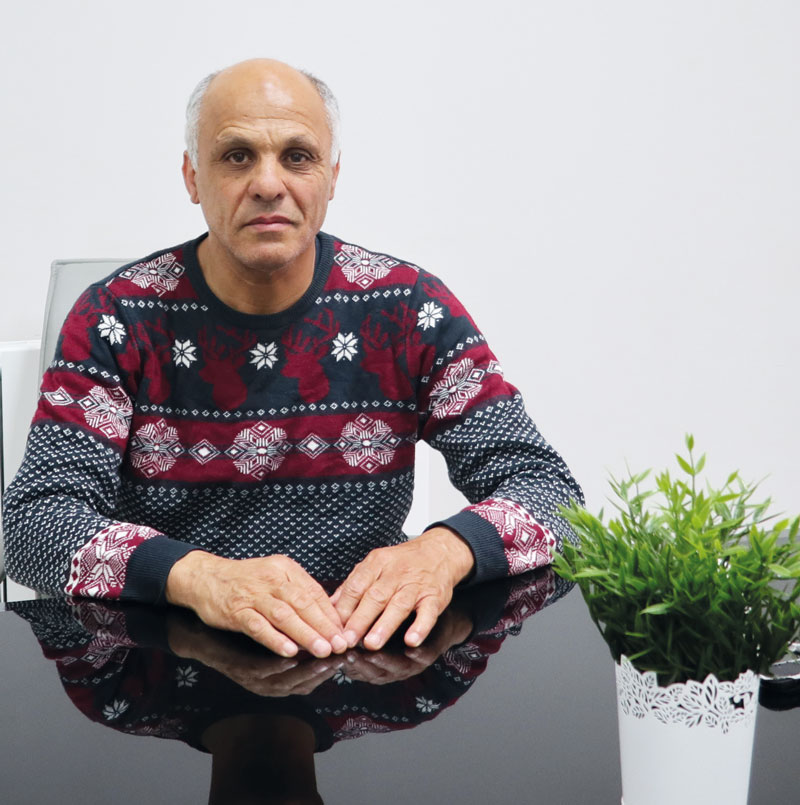 Mohamed Tombari chez Taxi Consulting
