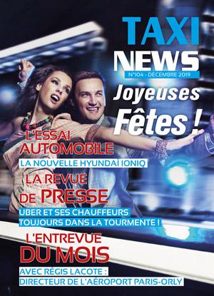 Magazine Taxi News décembre 2019