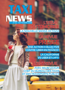 couverture du magazine de septembre