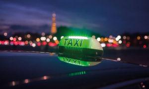 taxi la nuit