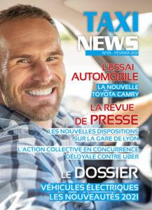 actualité des taxis parisiens