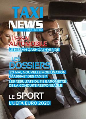 Magazine Taxi News Juin 2021