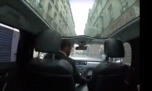 faux chauffeur de taxi arnaque couple de touriste