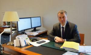 Vincent Boyer PDG de la MFA