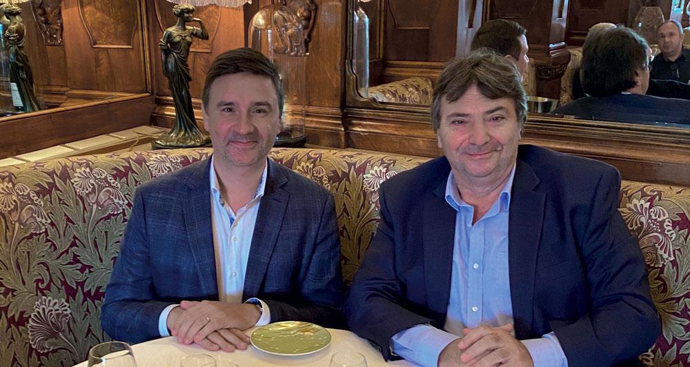 Interview : échange entre l'ex-député Laurent Grandguillaume et Alexandre Sejdinov